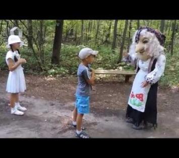 "Embedded thumbnail for Экологический маршрут ""В царстве птиц"""